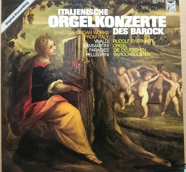 #<Artist:0x00007f651d5a1020> - Italienische Orgelkonzerte Des Barock
