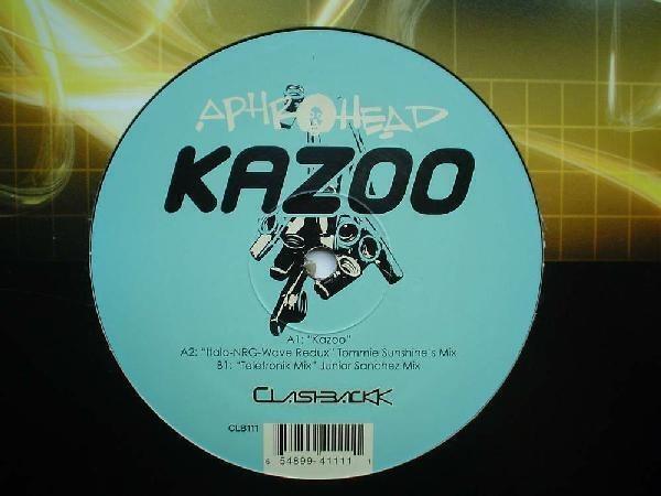 #<Artist:0x007f4d0e278af0> - Kazoo