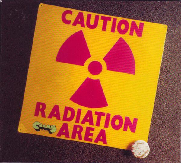 #<Artist:0x007faf448e9428> - Caution Radiation Area