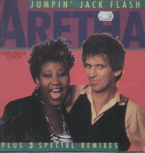 Aretha Franklin Jumpin' Jack Flash