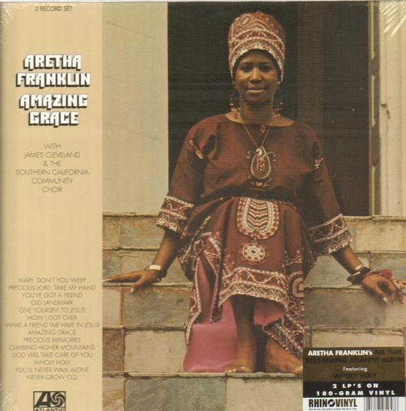 Aretha Franklin / James Cleveland / The Southern C Amazing Grace (180G)