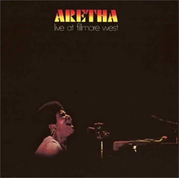 Aretha Franklin Aretha Live At Fillmore West