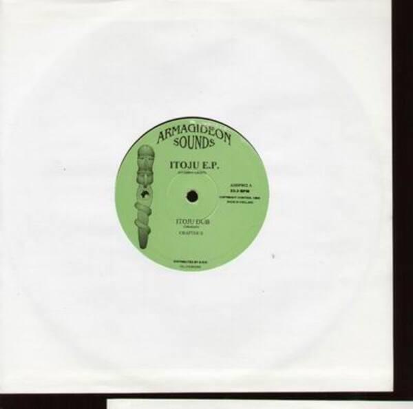 ARMAGIDEON SOUNDS - Itoju EP - 10 inch