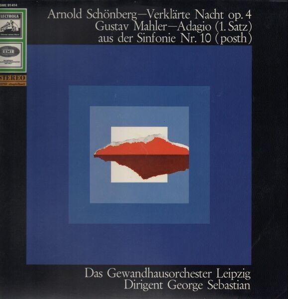 #<Artist:0x007faf47c6d268> - Verklärte Nacht Op. 4 / Adagio (1. Satz) Aus Der Sinfonie Nr. 10 (Posth)