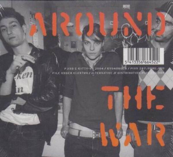 #<Artist:0x00007f53e8887b18> - Around the War