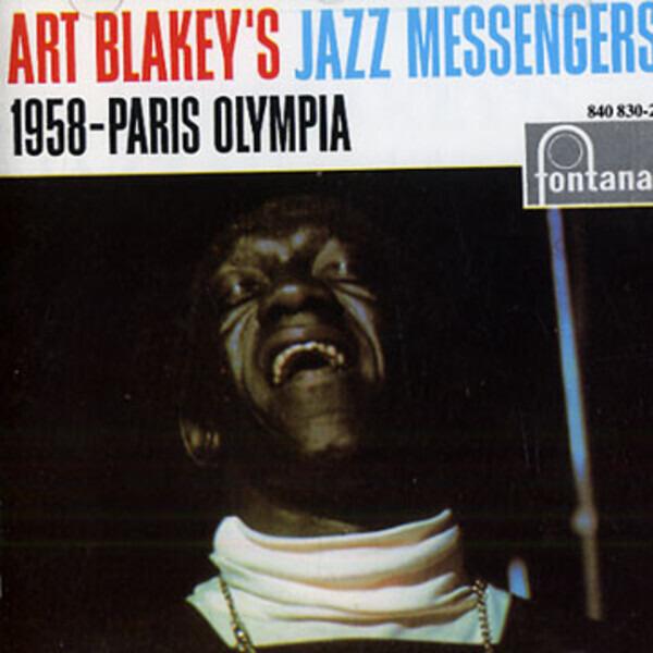 ART BLAKEY & THE JAZZ MESSENGERS - 1958-Paris Olympia - CD