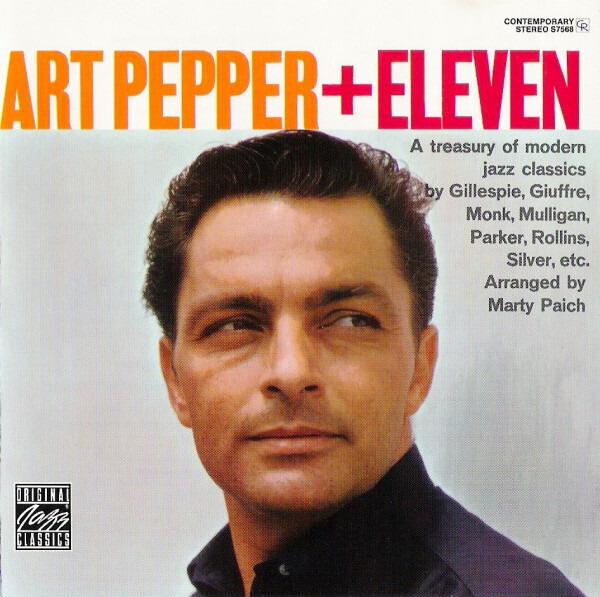 #<Artist:0x00007f813625a5a8> - Art Pepper + Eleven