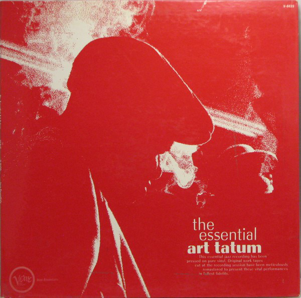 #<Artist:0x00007fce75c156d8> - The Essential Art Tatum