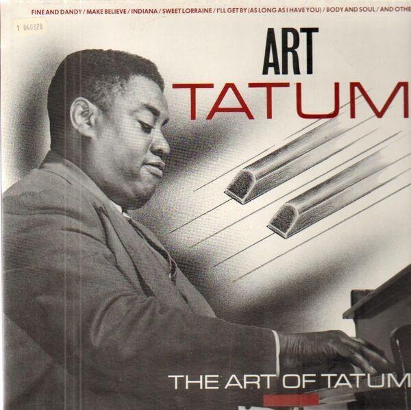 #<Artist:0x00007f4e0fe08648> - The Art of Tatum