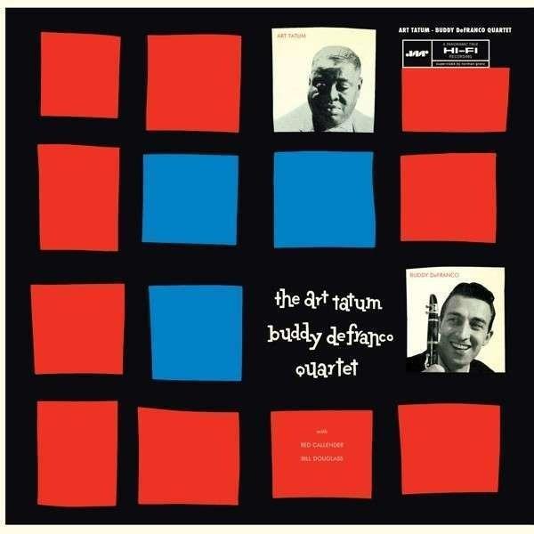 #<Artist:0x00007f4e0ff19988> - The Art Tatum Buddy DeFranco Quartett