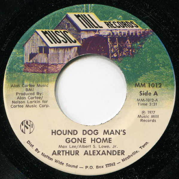 #<Artist:0x007f3aa2718688> - Hound Dog Man's Gome Home