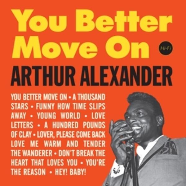 #<Artist:0x007f786c1c05e8> - You Better Move On