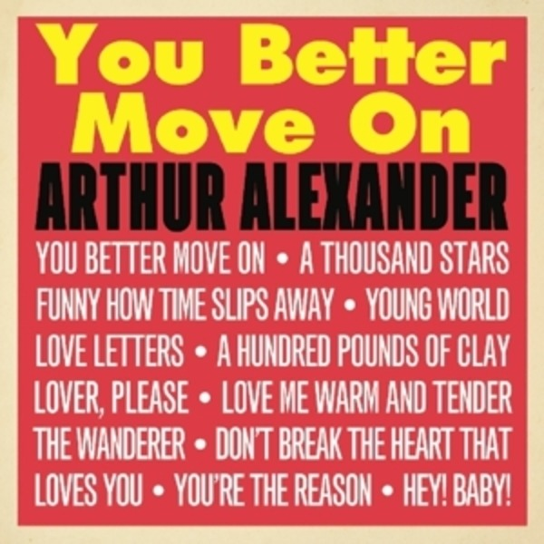 #<Artist:0x007fcf75608af0> - You Better Move On