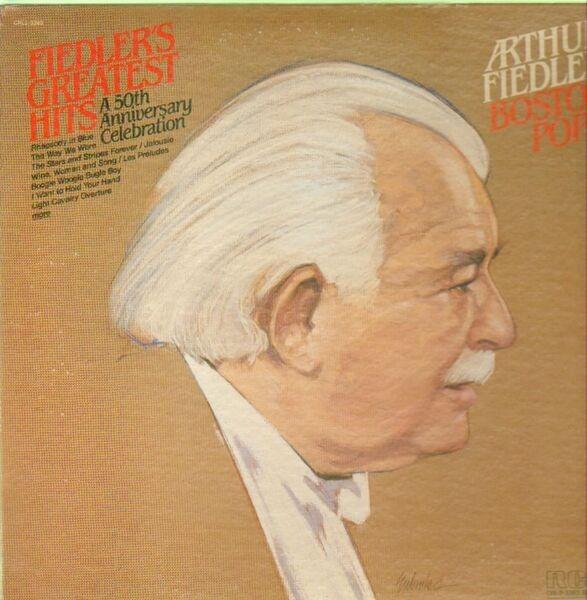 Arthur Fiedler - Fiedlers Greatest Hits (gatefold)