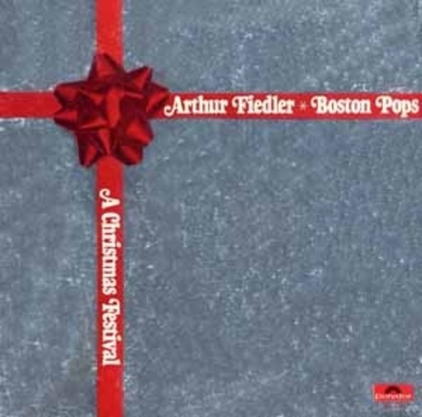 A christmas festival by Arthur Fiedler