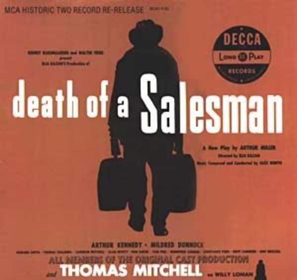 an analysis of william loman in the play death of a salesman by arthur miller (name) (tutor's name) (date) 'death of a salesman': a research essay arthur miller's death of a salesman' is a renowned play of the modern times set in the backdrop of a generation chasing the 'great american dream.