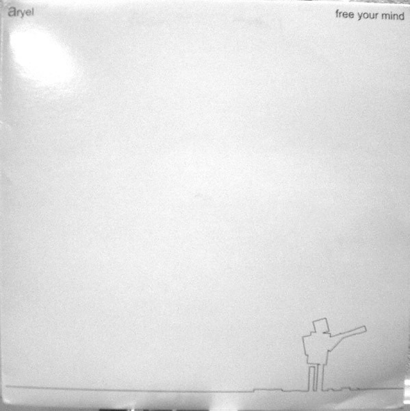 ARYEL - Free Your Mind - Maxi x 1