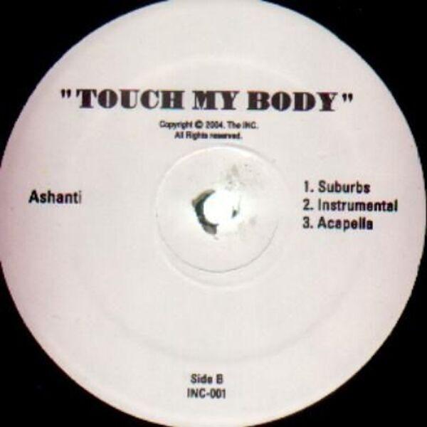 #<Artist:0x007f42192cd460> - Touch My Body/Turn It Up Feat. Ja Rule
