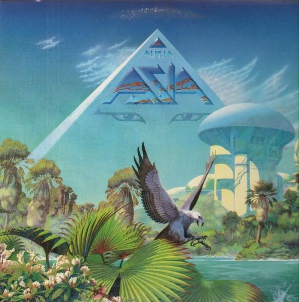 Asia Alpha (STILL SEALED)