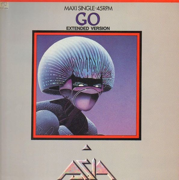 ASIA - Go (Extended Version) - 12 inch x 1