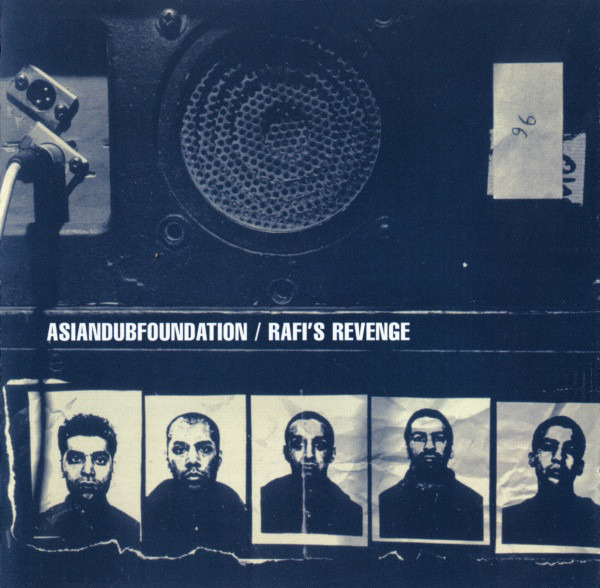 ASIAN DUB FOUNDATION - Rafi's Revenge - CD