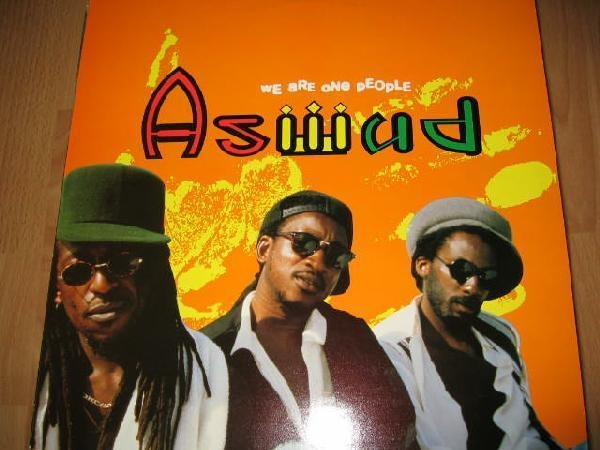 ASWAD - We Are One People - Maxi x 1