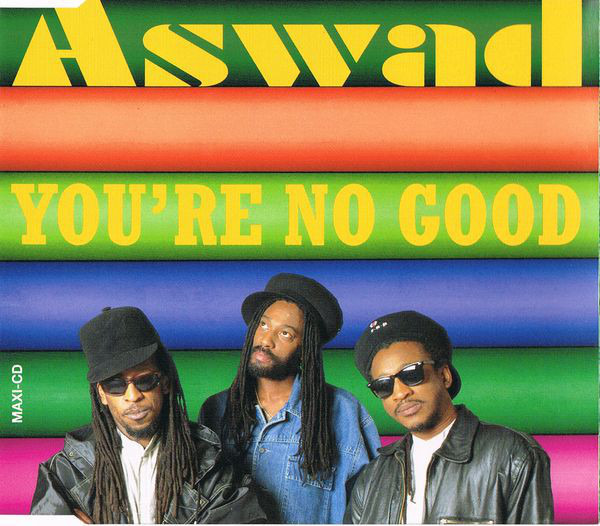 ASWAD - You're No Good - CD single