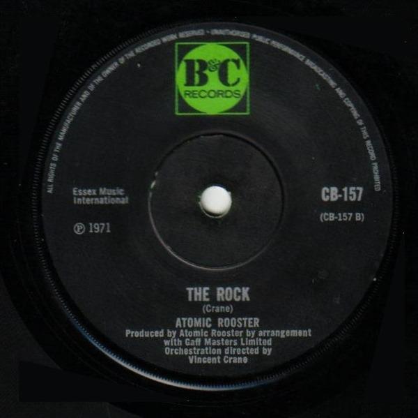 #<Artist:0x007f2762640b00> - Devil's Answer / The Rock