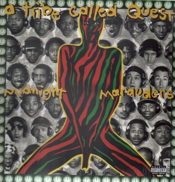 midnight marauders a tribe called quest lp cd