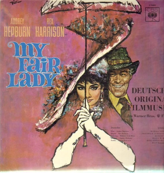 Audrey Hepburn, Rex Harrison, Robert Gilbert,.. My Fair Lady