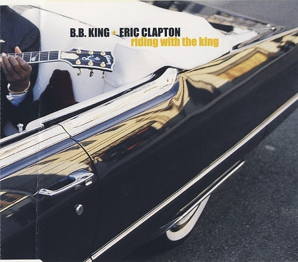 B.B. KING / ERIC CLAPTON - Riding With The King - CD Maxi