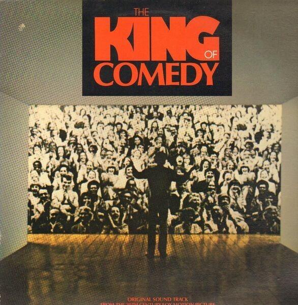 B.B. KING, BOB JAMES, RICKIE LEE JONES - The King Of Comedy - LP