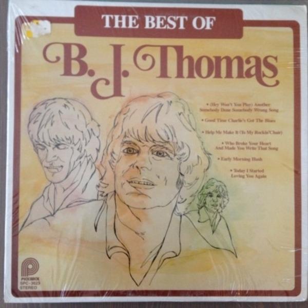 #<Artist:0x00007f4dd6f617d0> - The Best Of B.J. Thomas