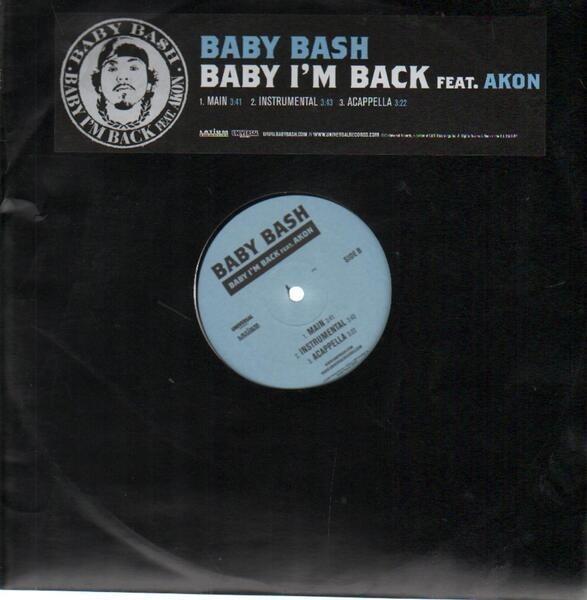 Baby I'm Back feat  Akon