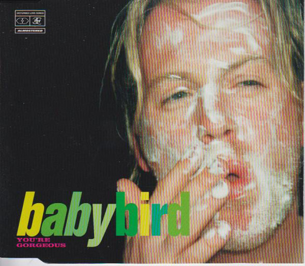 BABYBIRD - You're Gorgeous - CD Maxi