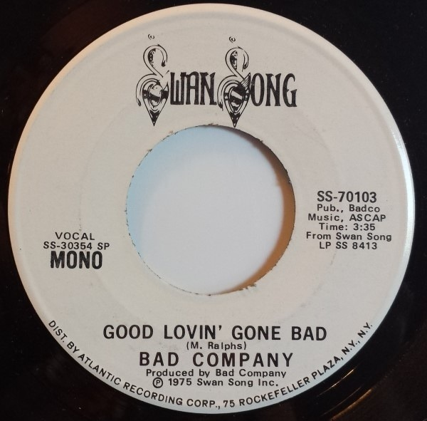 #<Artist:0x007f2783d0fe38> - Good Lovin' Gone Bad