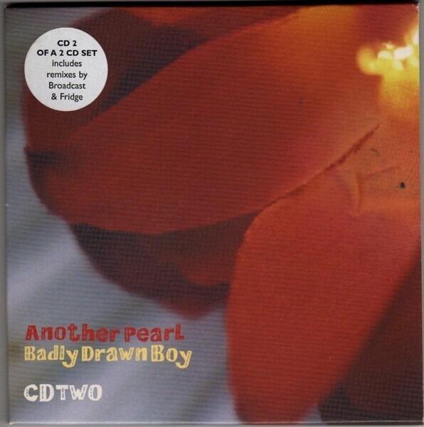 BADLY DRAWN BOY - Another Pearl (CD2 CARD SLEEVE) - MCD