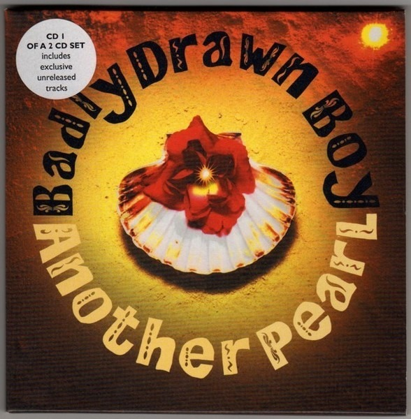 BADLY DRAWN BOY - Another Pearl (CD1 CARD SLEEVE) - CD single