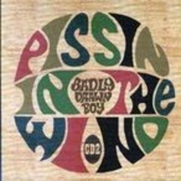 BADLY DRAWN BOY - Pissin In The Wind (CD2 CARD SLEEVE) - CD single
