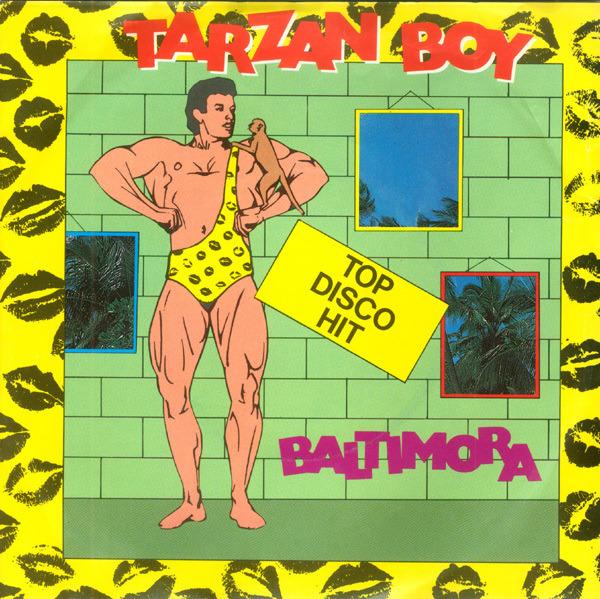 #<Artist:0x007f8206653c10> - Tarzan boy