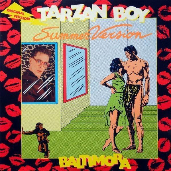 #<Artist:0x007f955ea1d6f0> - Tarzan Boy (Summer Version)