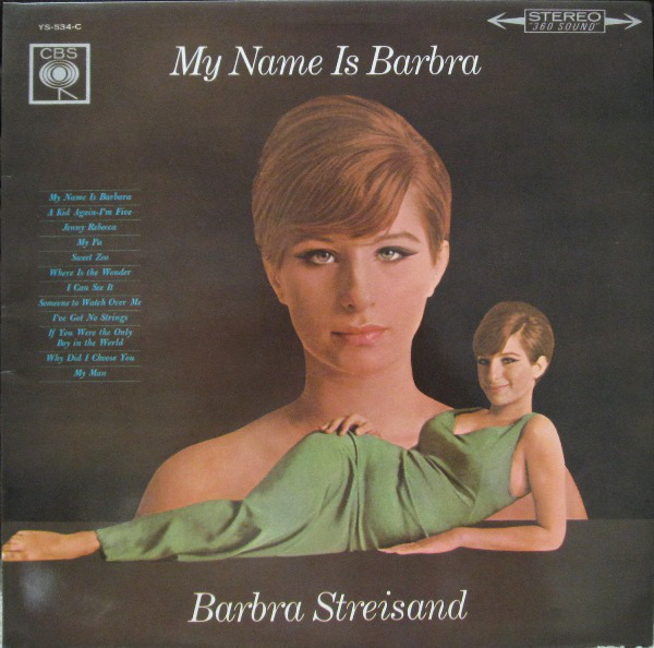 #<Artist:0x00007f80f1293348> - My Name Is Barbra