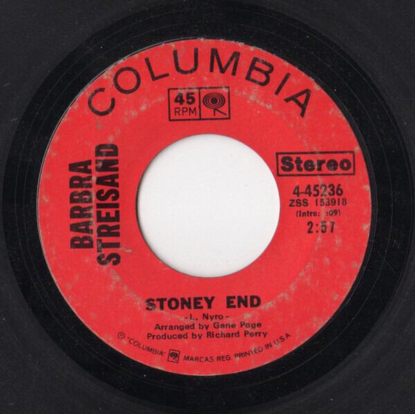 #<Artist:0x007f94a8408f50> - Stoney End