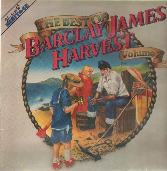 barclay james harvest the best of barclay james harvest volume 2