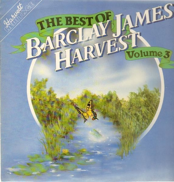 barclay james harvest the best of vol. 3