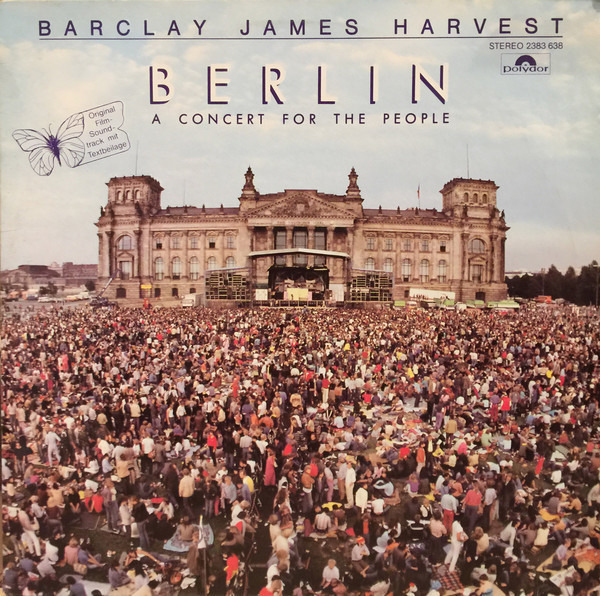 barclay james harvest berlin (a concert for the people)