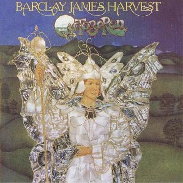 BARCLAY JAMES HARVEST - Octoberon - LP
