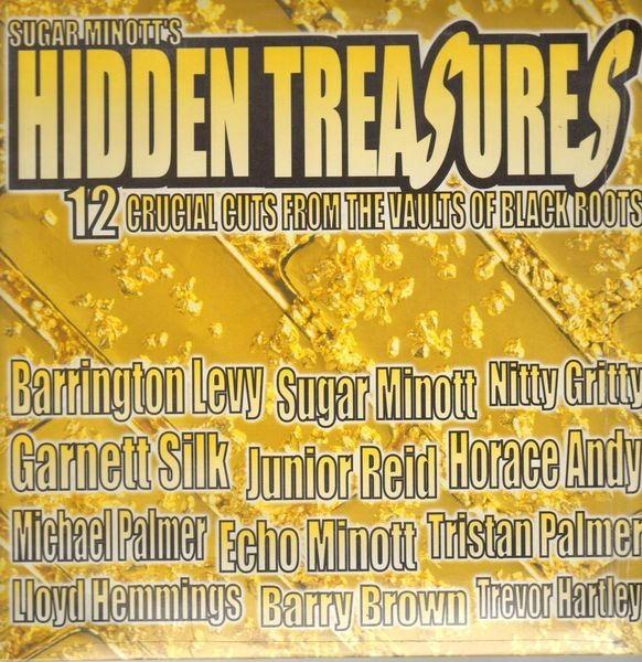 #<Artist:0x007f8237ee46a0> - Sugar Minott's Hidden Treasures