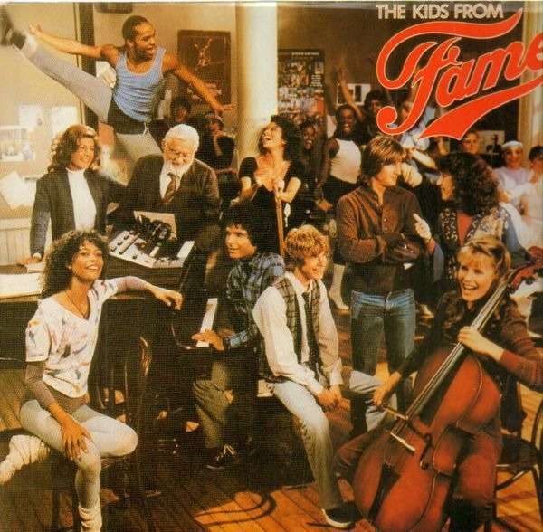 Barry Fasman, Bruce Roberts, Debbie Allen, Lee Cur The Kids From Fame (GATEFOLD)