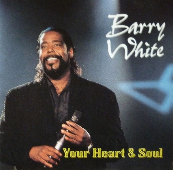 BARRY WHITE - Your Heart And Soul - CD